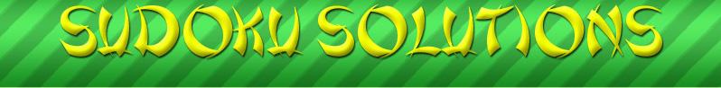 Sudoku made easy banner